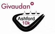 Givaudan Ashford 10k logo